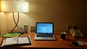 hotel work